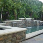 Classic Profile used for Wall Cap and Pool Coping