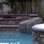 Classic Profile on a Pool Coping
